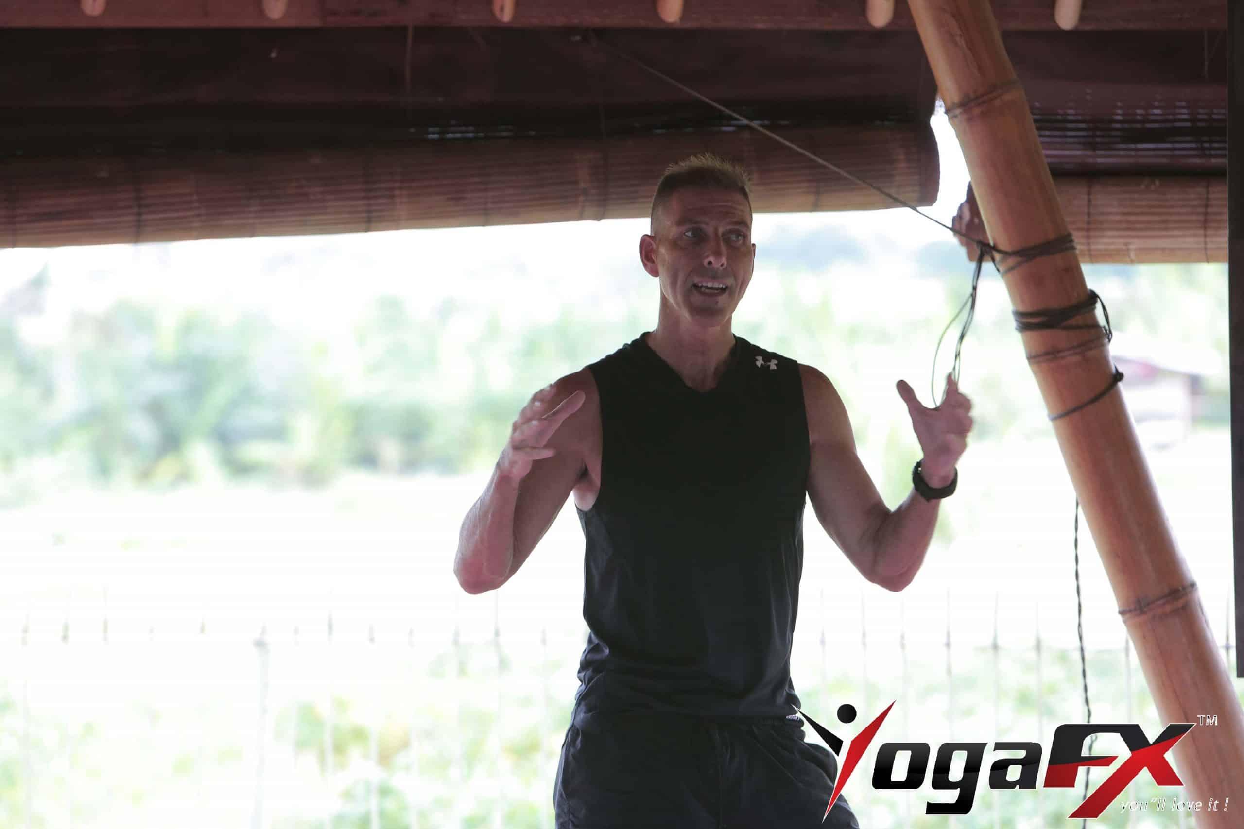 bikram yoga teaching