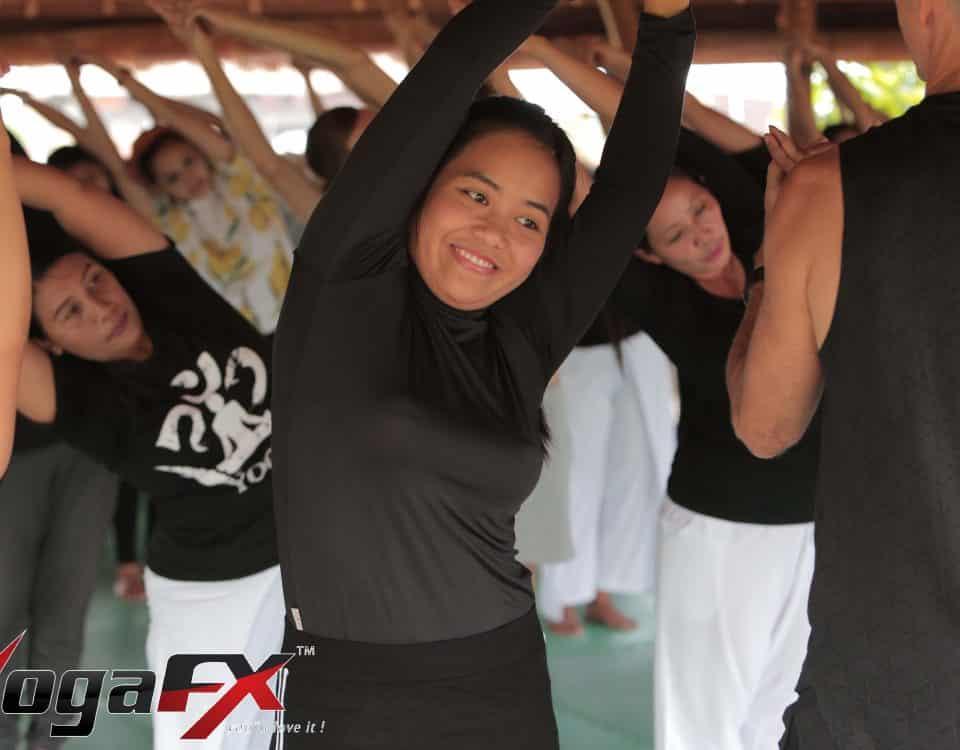 bikram yoga beginner