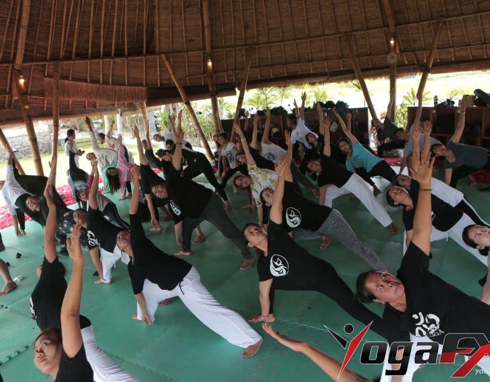 Bikram Yoga to Improve Body