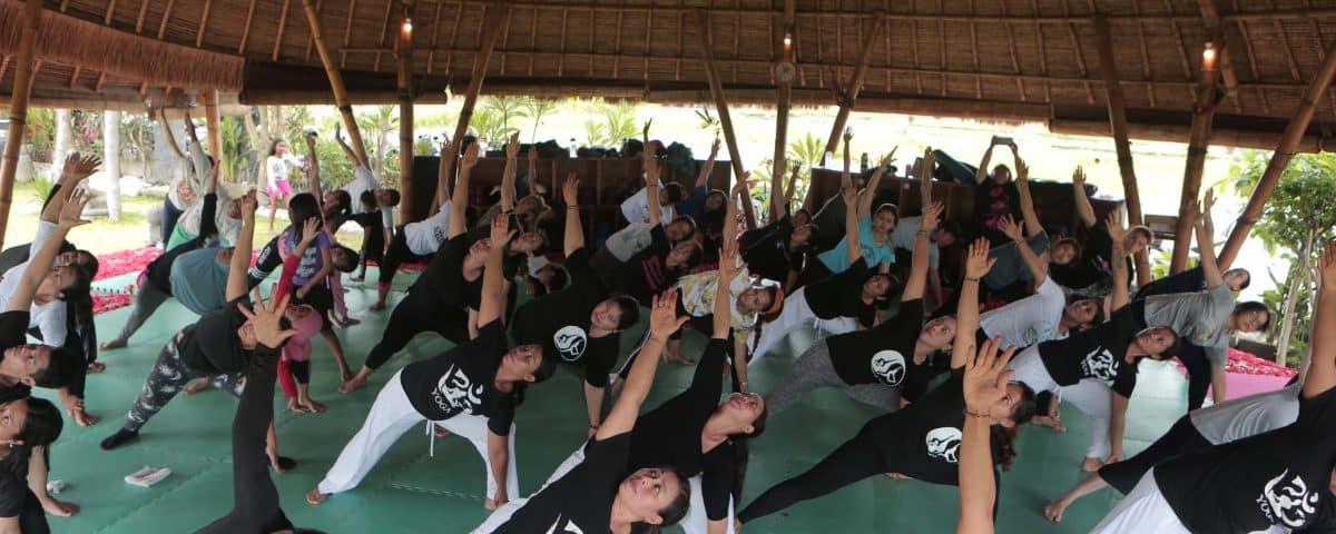 bikram yoga routine