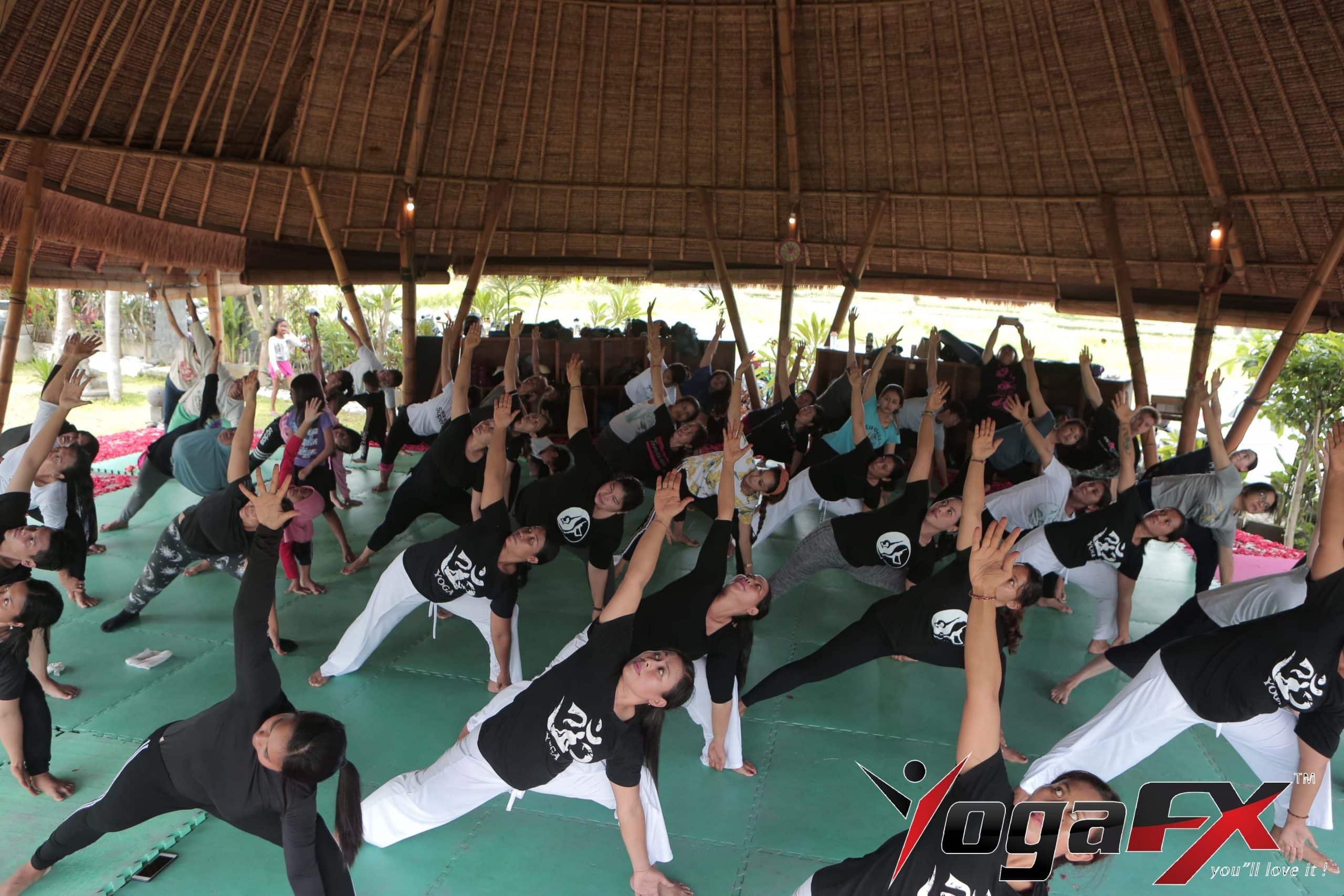 bikram yoga international
