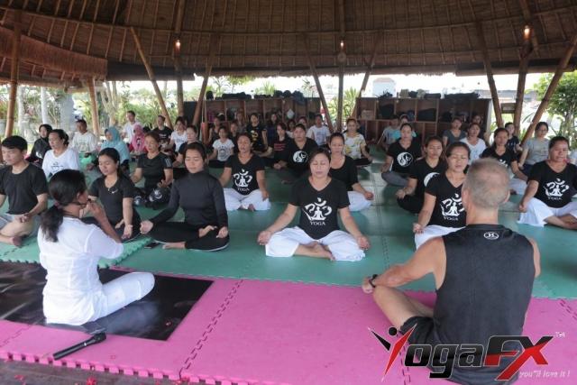 bikram yoga meditation