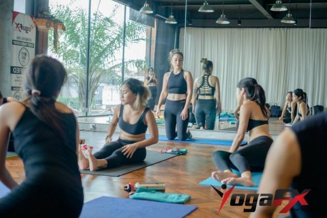 Bikram YogaFX July 2019