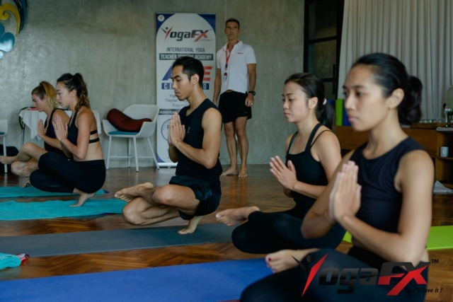 Bikram YogaFX July 2019