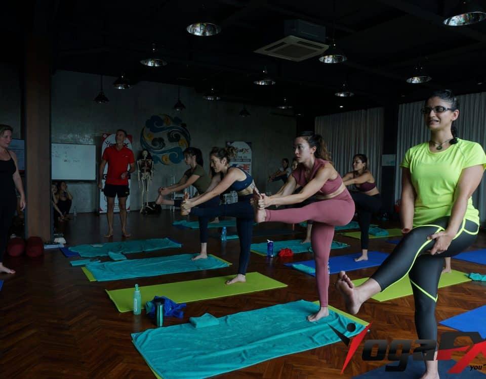 bikram yoga temperature