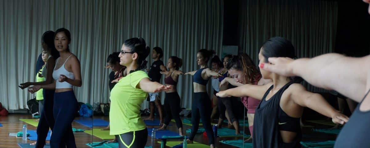 90 Minutes Bikram Yoga Routine