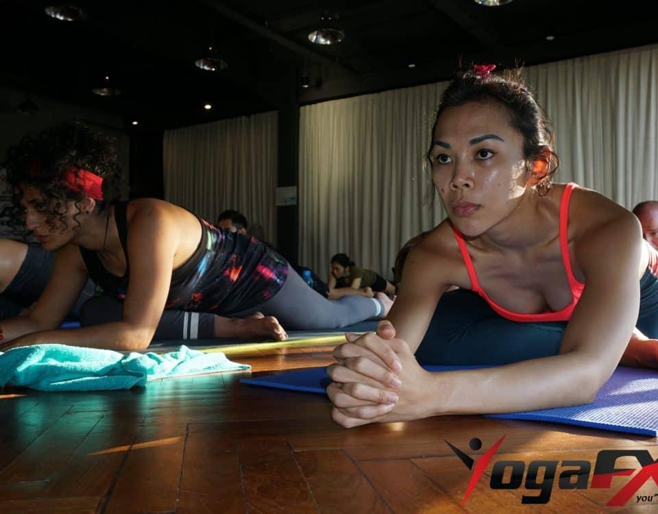 Bikram Yoga to Burn Calories